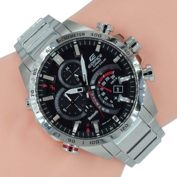 Casio Edifice Herrenuhr Smartwatch EQB-501XD-1AER Bluetooth