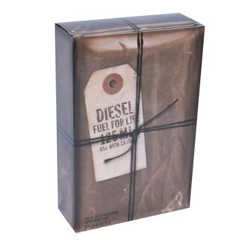 Diesel Herren Parfum Fuel for Life Homme Eau de Toilette 125 ml Box