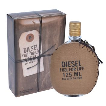 Diesel Herren Parfum Fuel for Life Homme Eau de Toilette 125 ml