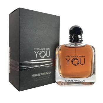 Giorgio ArmGiorgio Armani Stronger with You Eau de Toilette 150 ml ani Code Homme Eau de Toilette 200 ml Herren Duft EDT Spray