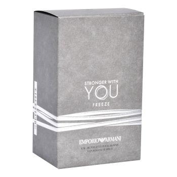 Giorgio Armani Stronger with You Freeze Eau de Toilette 50 ml Box