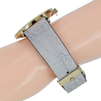 Liebeskind Damen Uhr Berlin Vegetable  LT-0084-LQ gold rosa Leder Armband