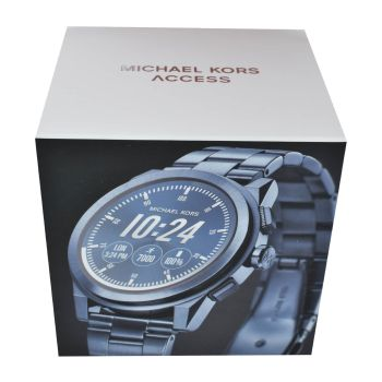 Michael Kors Herren Smartwatch Access Grayson MKT5028 Box