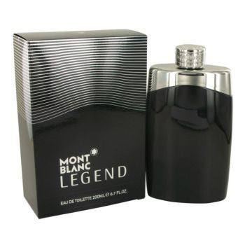 Montblanc Legend Eau De Toilette 200 ml Parfum Herren EDT Duft Spray