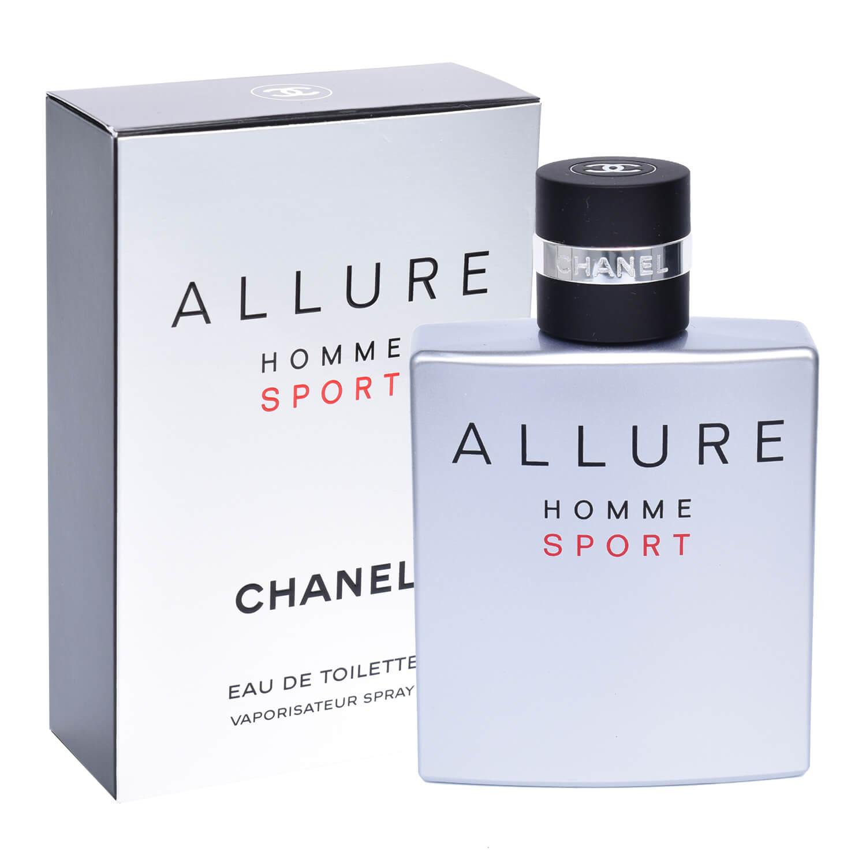 Chanel Allure Homme Sport Eau de Toilette 100 ml Parfum ...