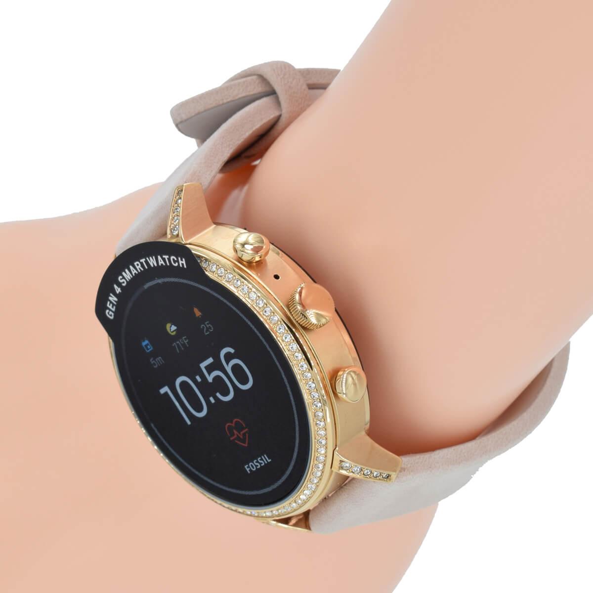 Smartwatch Venture Q Damenuhr 4 Fossil Zirkonia Ftw6015 Gen Hr trhxdQsCB