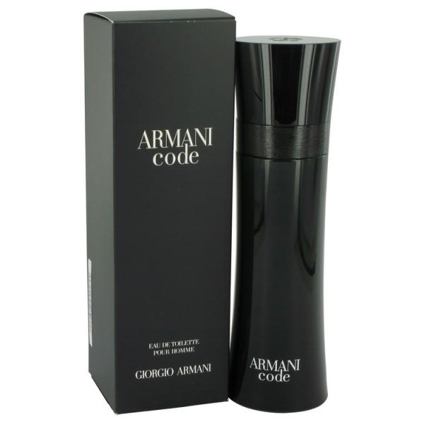 Giorgio Armani Code Homme Eau de Toilette 125 ml Herren Durft EDT Spray 0de946441f1