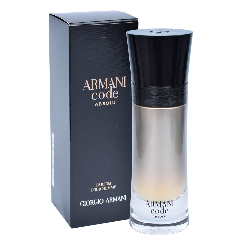 lowest discount exclusive range new specials Giorgio Armani Code Homme Absolu Eau de Parfum 60 ml Herren Parfüm Duft EDT  Spray