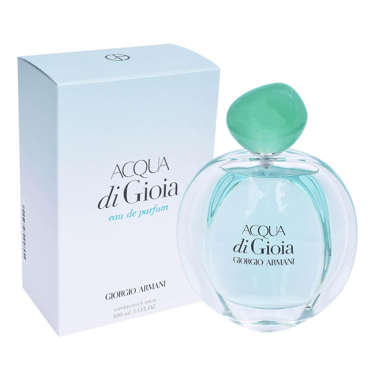 Giorgio Armani Acqua Di Gioia Eau De Parfum 100 Ml Damen Duft Spray