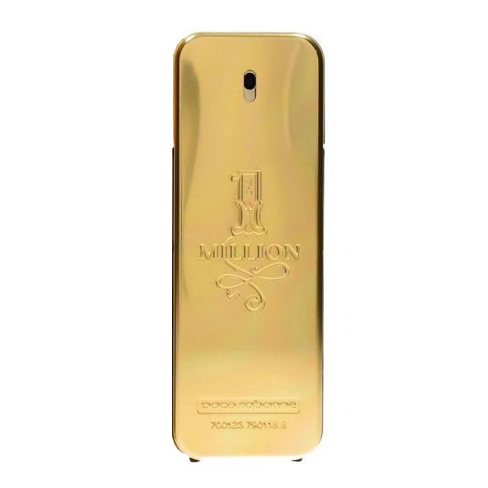 Paco Rabanne 1 Million Eau De Toilette 200 Ml Xxl Parfüm Herren Edt