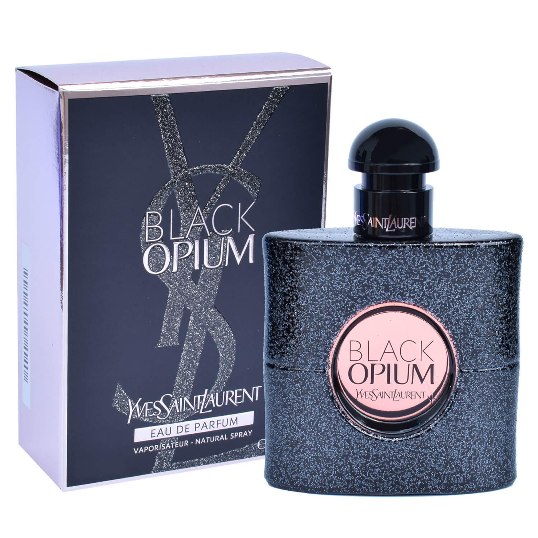Yves Saint Laurent Black Opium Eau de Parfum 90 ml Damen Parfüm EDP Duft Spray