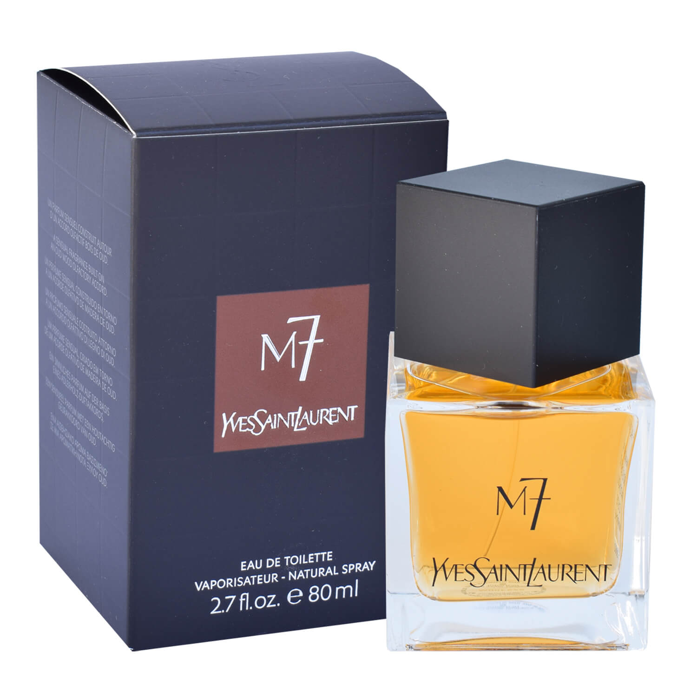 Yves Saint Laurent M7 Eau de Toilette 80 ml Herren Parfum