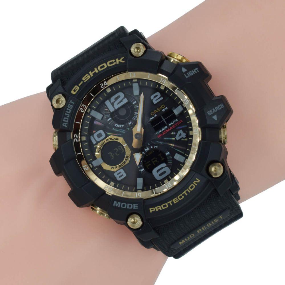 Casio Uhren Schwarz