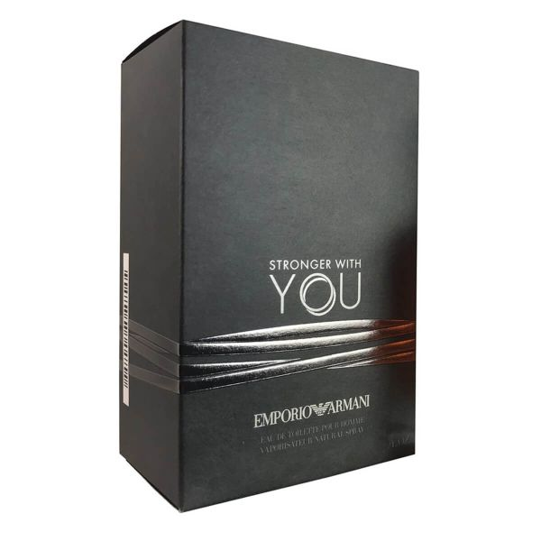 Giorgio Armani Stronger with You Eau de Toilette 150 ml Box
