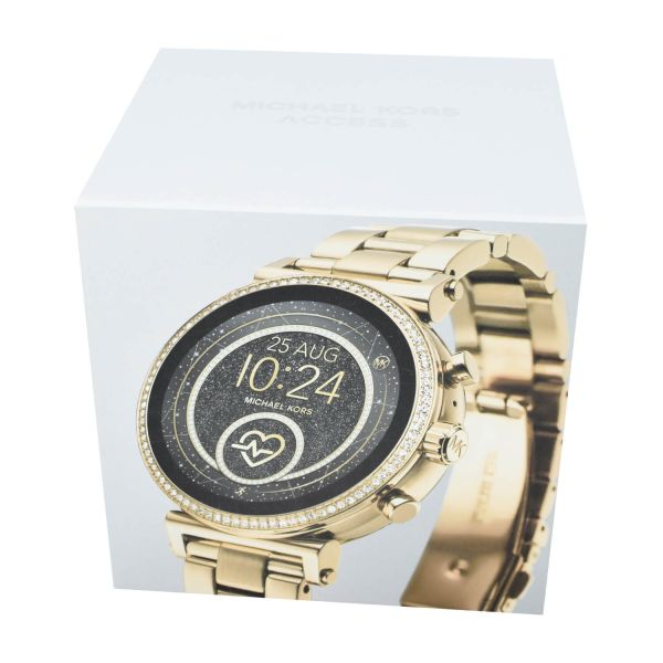 Michael Kors Access Damen Smartwatch Uhr Sofie MKT5062 Box