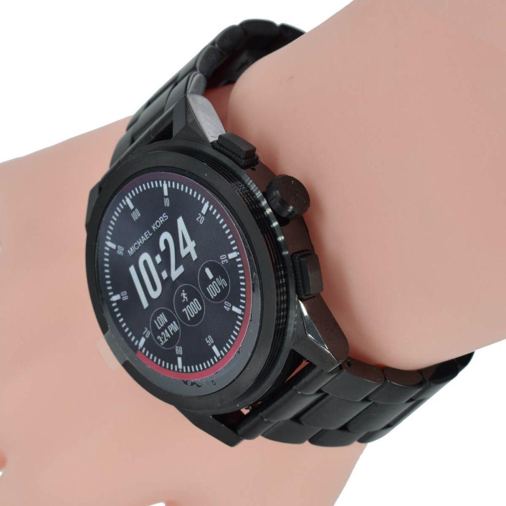 Michael Kors Access Hombre Reloj Smartwatch Grayson Mkt5029 Acero