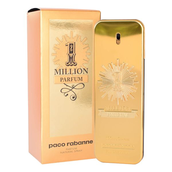 Paco Rabanne 1 Million Parfum 100 ml XL Herren Parfüm