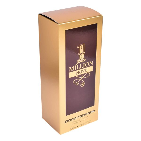 Paco Rabanne 1 Million Prive Eau De Parfum 100 ml Box